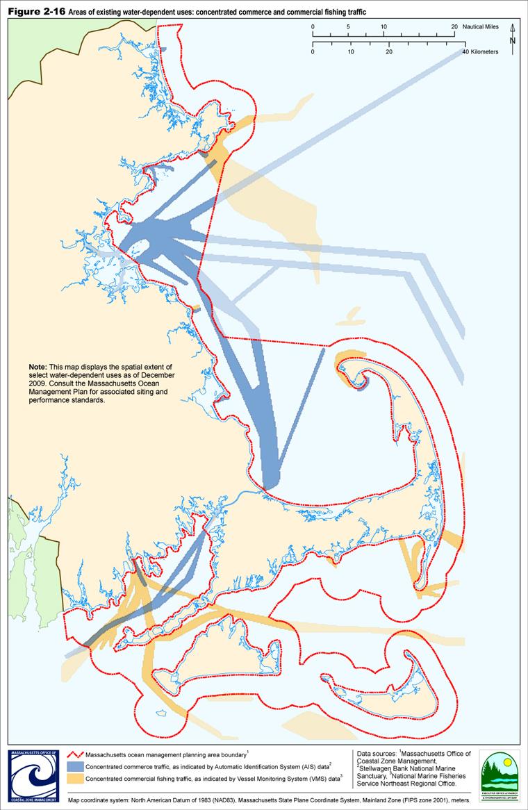 Massachusetts Ocean Plan Volume 1 Figure 2 16